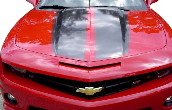 2010-2014 Camaro Rally Stripe Kit