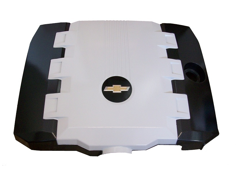 2010-2014 Camaro Painted Engine Cover - V6
