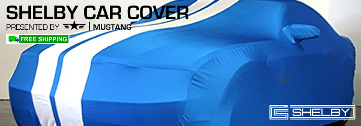 Shelby Mustang Car Cover