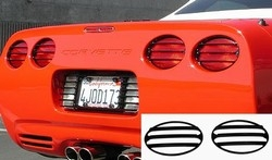 C5 Corvette Tail Light Grills