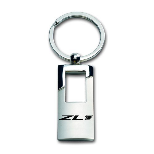ZL1 RECTANGLE KEYCHAIN