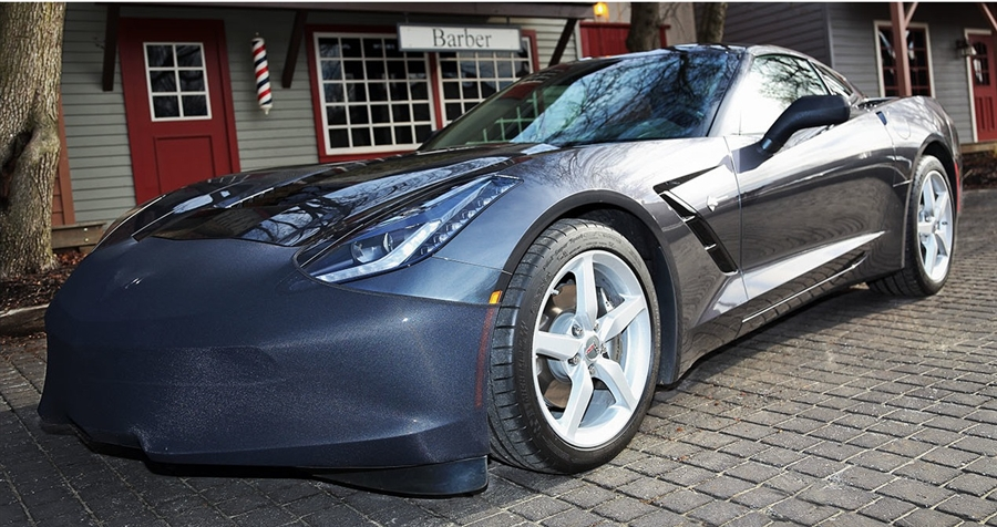 C7 Corvette Stingray NoviStretch Front Bumper Mask