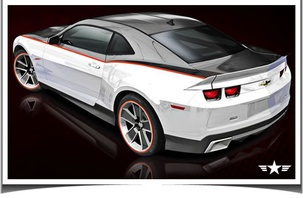 2010 2011 2012 2013 Camaro Ss Gm Ground Effects Package