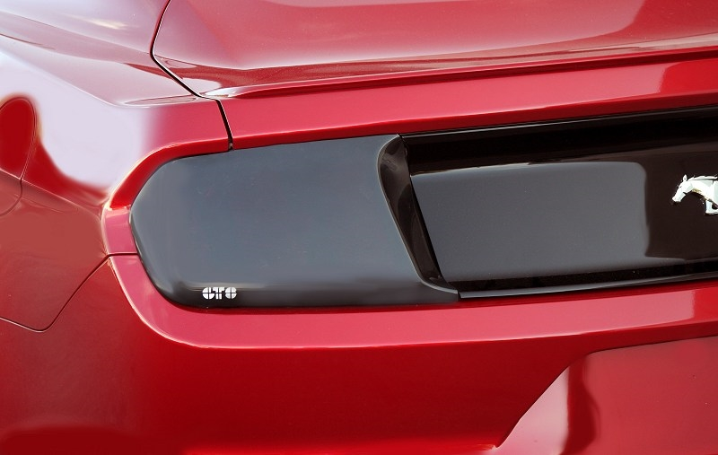 2015 Ford Mustang GT Styling Taillight Blackouts Covers