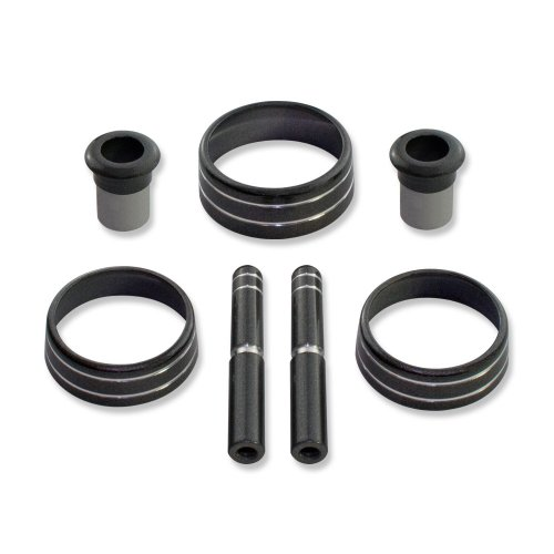 Dodge Challenger Interior Knob Kit Painted - 2015 2016