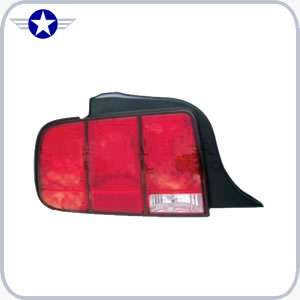 2005 2006 2007 2008 2009 Mustang Tail Light LH (Driver Side)