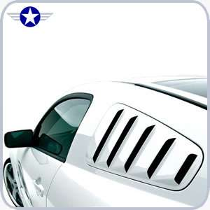2005 2006 2007 2008 2009 Mustang 3dCARBON Louvers