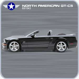 2005 - 2009 Mustang GT Convertible 5-Piece Body Kit - 3D Carbon
