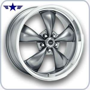 2005 2006 2007 Mustang American Racing Wheels TTM Anthracite