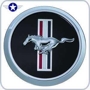 2005 2006 2007 2008 2009 Mustang Pony Center Cap - Set of 4