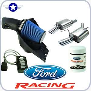 2007 2008 Mustang GT500 SVT Ford Racing Power Upgrade Package