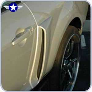 2005 2006 2007 2008 2009 Mustang LNR Painted Side Scoops