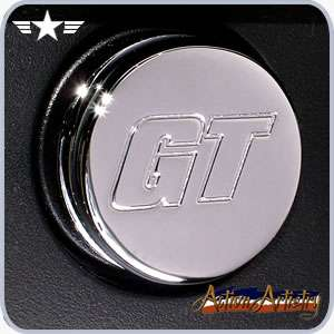 2005 2006 2007 2008 2009 Mustang Chrome GT Power Plug Cover