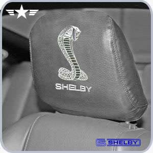 2005 2006 2007 2008 2009 Mustang Tiffany Head Rest Covers