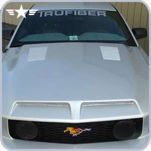 2005 - 2009 Mustang Trufiber GTS-3 Hood with Recess