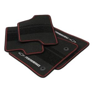 2016 Camaro Premium Interior Floor Mats Front and Rear