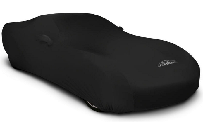 2015 2016 Ford Mustang Coverking Satin Car Cover Black
