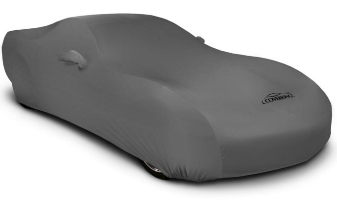 2015 2016 Ford Mustang Coverking Satin Car Cover Gray
